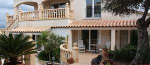 Meerblick Golfvilla Mallorca in Nova Santa Ponsa
